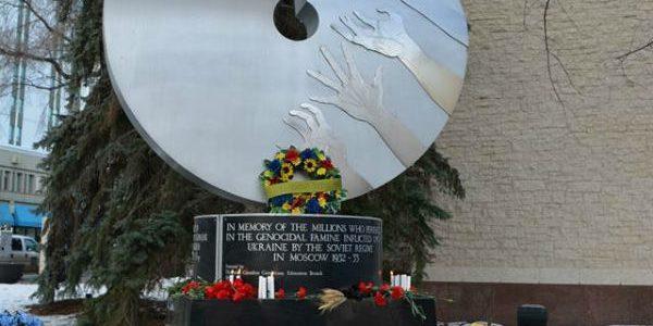 Holodomor monument